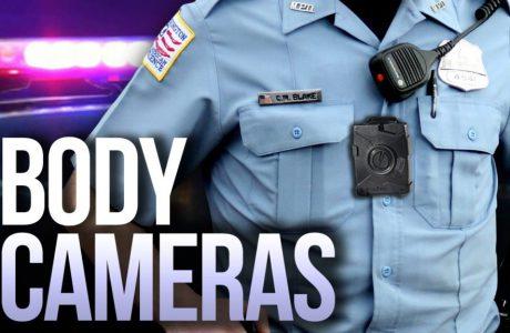 יאיר רגב: ההיבט החוקי של מצלמות הגוף